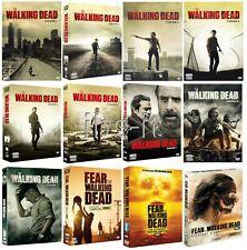 Bundle The Walking Dead 1-9 + Fear the Walking Dead 1-3 dvd NUOVO, italiano