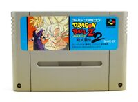 "Nintendo Super Famicom SFC NTSC-J ""Dragon Ball Z 2"" nur Modul"