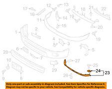 NISSAN OEM 17-18 Titan-Spoiler / Wing Kit 96015EZ40A