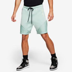 Nike Air Jordan 23 Engineered Shorts - Quartz Patina/Luminous Green - Size: L