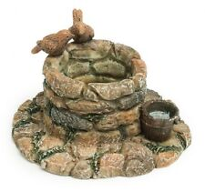 Miniature Fairy Garden Cobblestone Wishing Well - Buy 3 Save $5