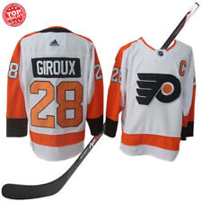 Philadelphia Flyers Claude Giroux #28 Giroux White Hockey Jersey M-3XL