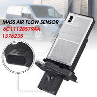 Mass Air Flow Sensor Meter For Ford Transit MK7 Mondeo MK4 Galaxy S-max 1376235