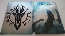 Darksiders II (2) : Steelbook vide/empty  [Collector - G1 - Xbox360/Ps3]