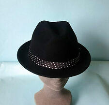 CAPPELLO DONNA IN FELTRO, WOMAN FELT HAT