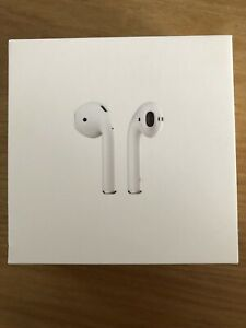 Genuine Apple AirPods Empty Box EarPods Wireless White Gift