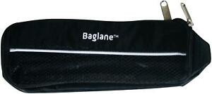 New PACKING CUBE BAG By BAGLANE Extra Small XS TechLife Nylon Black Travel NWT !