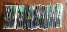 Lot of 28 Playstation 1 Ps1 Video Games Spyro Diehard Vr Mission Oddworld Tomb