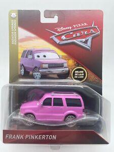 "Disney Pixar Cars Diecast Frank Pinkerton Deluxe Radiator Spring "" RARE"""