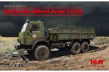 ICM 35001 1/35 Soviet Six-Wheel Army Truck