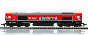 Hornby DB Class 66 Co-Co 66113 'Delivering For Our Key Workers R30074