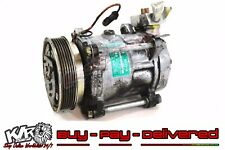 Genuine Alfa Romeo 2005 GT Q2 3.2L V6 DOHC 24V Air Conditioning Pump 04 - 10 KLR
