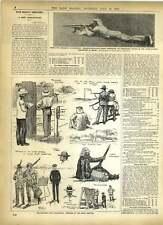 1902 22 ojos de buey-en sucesión notable récord Bisley