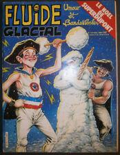 FLUIDE GLACIAL N°114 - BON ÉTAT - Édition Audie - Décembre 1985