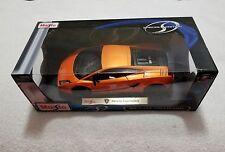 Maisto Orange Lamborghini Gallardo Superleggera 1/18 Scale Special Edition