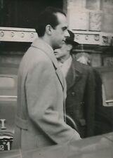 Piero Piccioni 1955 - Affaire Montesi Italie - PR 1206