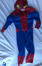 disney store spiderman Costume 3-4 Years Boys