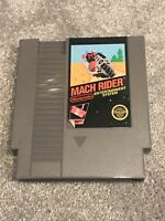 Mach Rider (Nintendo Entertainment System, 1985) Working Game Only 5 Screws