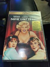 Some Like It Hot Special Edition New Dvd Factory Sealed Marilyn Monroe