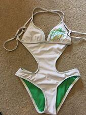 O'Neill Women's IOne Piece Monokini Swimsuit White Sz XS
