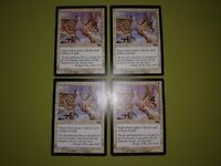 Congregate x4 - Urza's Saga - Magic the Gathering MTG 4x Playset