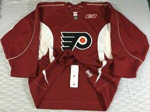 Philadelphia Flyers Hockey-NHL Reebok Jersey Size60
