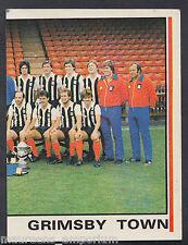 PANINI CALCIO 1981 Sticker-n. 391-Città Grimsby Team Group