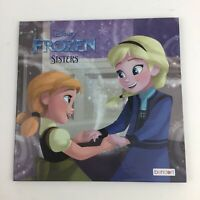 Disney Frozen Sisters - Hardcover Book 2019 Disney Enterprises, Inc.Bendon, Inc
