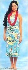 Costumes! Gidget Hawaiian Luau Halter  Dress Costume Medium