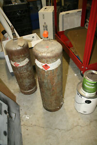 Acetylene cylinder tank B 40 cf