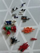 1980s toy parts, accessories lot - Transformers G1, GI Joe, Diaclone, and more