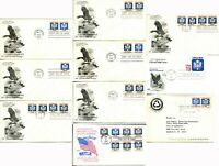 Official Mail USA Stamps FDC First Day of Issue Postage Cover Collection 1983