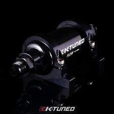 K-TUNED 10AN HIGH-FLOW FUEL FILTER BRACKETS (PAIR)