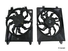 Halla / HCC A/C Condenser Fan Motor fits 2007-2007 Hyundai Santa Fe  MFG NUMBER