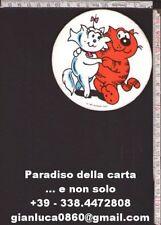 ADESIVO STICKER (Gatto Isidoro - 1983 Mc Naught. Synd. - rif. A)