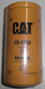 1R-0750 OEM Caterpillar Fuel Filter 1R0750 Genuine CAT 2910-01-444-9487