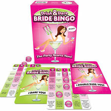 Bride Bingo Hen Party Game