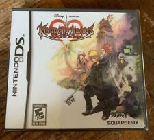 Nintendo DS Kingdom Hearts: 358/2 Days - Brand New / Factory Sealed
