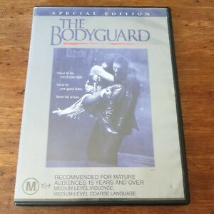 The Bodyguard Special Edition DVD R4 Like New! FREE POST