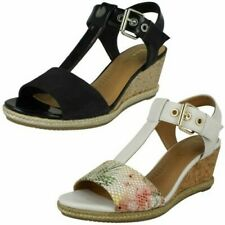 Ladies Van Dal Wedged Heel Sandals - Jordan