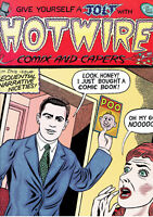 Hotwire Comix and Capers Vol. 1 by  Glenn Head 2006 Graphic Novel  TPB