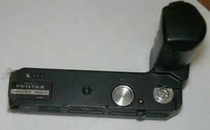 Pentax MX Camera Winder Works but W/ Broken battery Cap AS IS