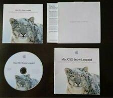 DVD installazione Mac OS X Snow Leopard 10.6