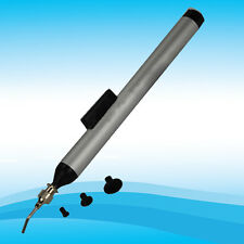 Vacuum Sucking  Pencil Pen SMT For IC SMD Hand Tool With 3 Size  Suction Header