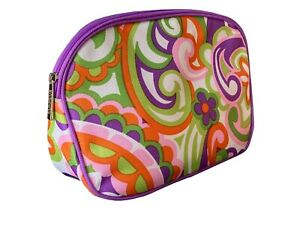 Clinique Travel Make-Up Cosmetic Pouch Multicoloured Women