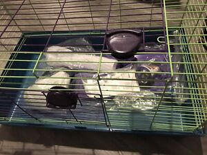 Super Pet- Treat and Play Habitat Large Cage