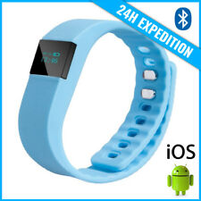 Original TW64 Smart Band Watch Sport Montre Horloge Bluetooth Android iOS Blue