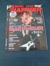 Metal Hammer 2/2007 IRON MAIDEN TRIVIUM KILLSWITCH ENGAGE LEGION OF DAMNED MACHI