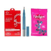 Connoisseurs. Pack : 15 Fashion Wipes + 6 Lingettes + Stick pour diamants.