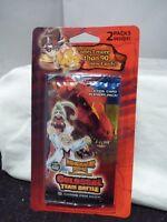 Dinosaur King Booster Pack (10 Cards) - Colossal Team Battle. Upper Deck